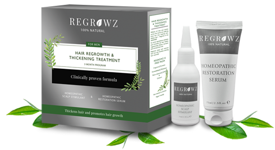 Regrowz men product