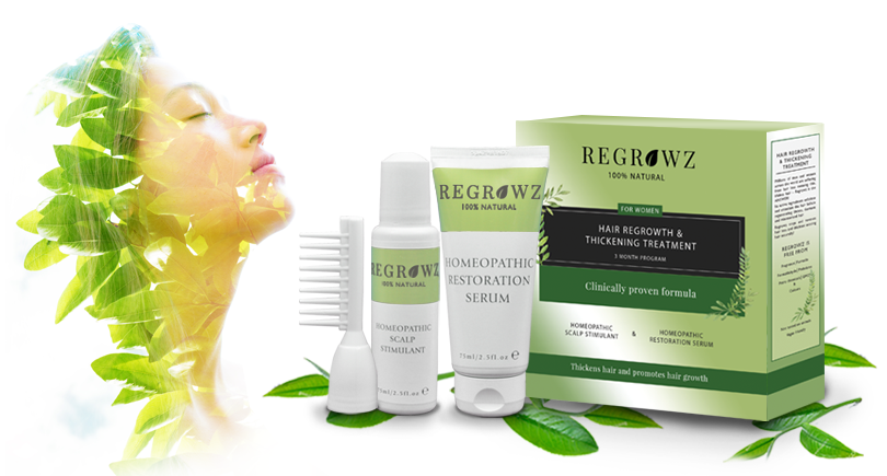 Regrowz 3 month Supply for women